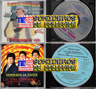 AngelGuaraca/los tres rumberos v1