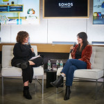 Tue, 22/01/2019 - 8:14pm - Conversation with DJ Carmel Holt at Sonos Studios in New York City, 1/22/19. Photo by Gus Philippas