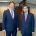 AIIB official visits ADB