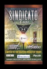 Sindicato Cup Charity Golf Tournament