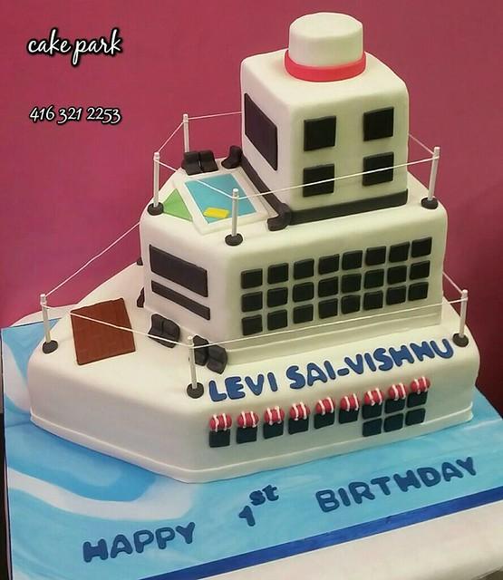 Cake by Cake Park Inc