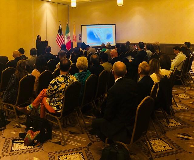 Reunión Interplenaria Comisión Sonora-Nuevo Mexico Mayo 2018