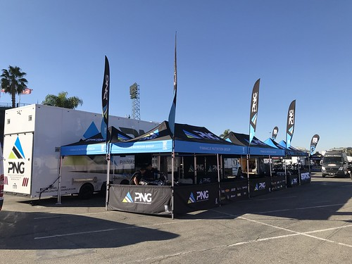 PNG 10 X 20's, Feather Flags, 10 X 3 Walls | by Factory Canopies