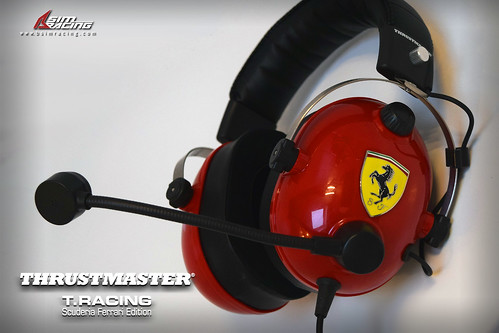 Thrustmaster T_Racing Headset 3