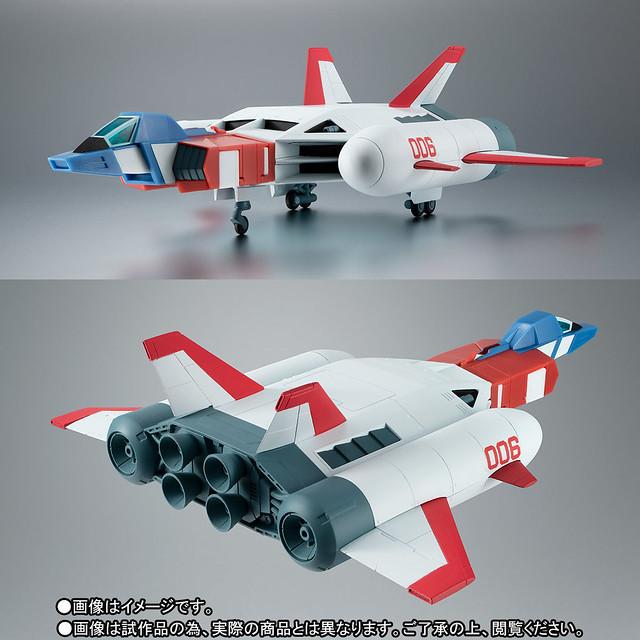 ROBOT魂 《機動戰士鋼彈》 FF-X7-Bst 核心推進機(コア・ブースター) 2機套組 ver. A.N.I.M.E. ~史雷格005 & 雪拉006~【PB限定】