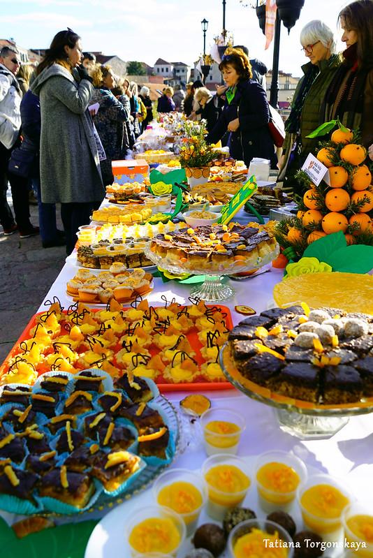 Стол 5 Фестиваля апельсинов