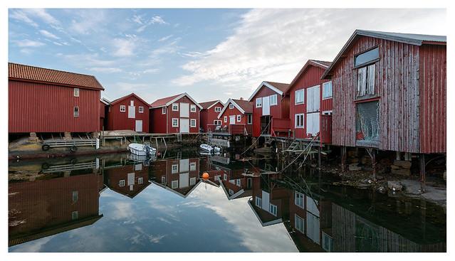 Smögen harbour, Sony ILCE-7RM2, Sony FE 16-35mm F4 ZA OSS