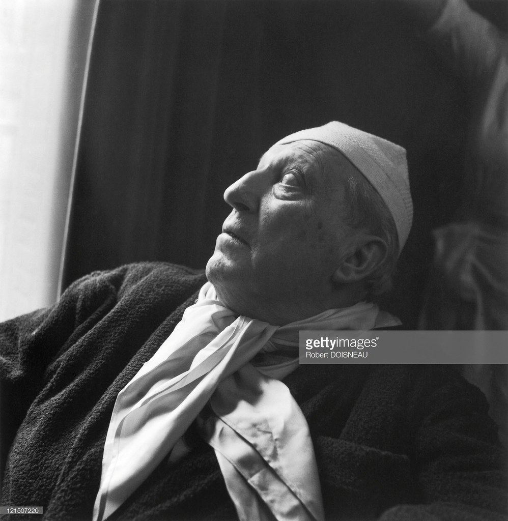 1954. Андре Дерен, один из основателей фовизма