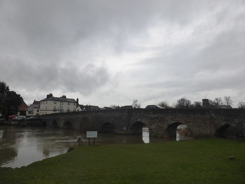 Bidford On Avon Bridge