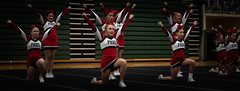 PHHS Cheer Districts 2019-30