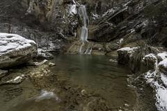 Cascada De La Clara, Aliaga.