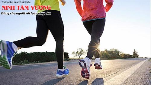 Tập thể dục là biện pháp không thể thiếu trong điều trị rối loạn thần kinh tim
