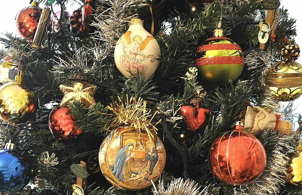 Buon Natale Ornament.Buon Natale Merry Christmas Joyeux Noel Feliz Navida Flickr