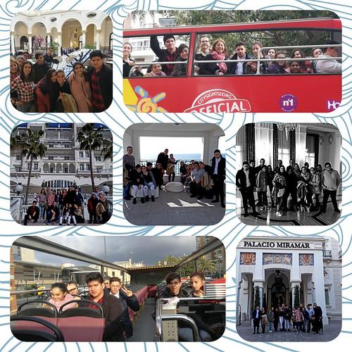 Visita al Hotel Miramar en Málaga