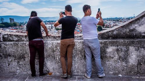 2018 - Mexico - Atlixco - Capturing the View