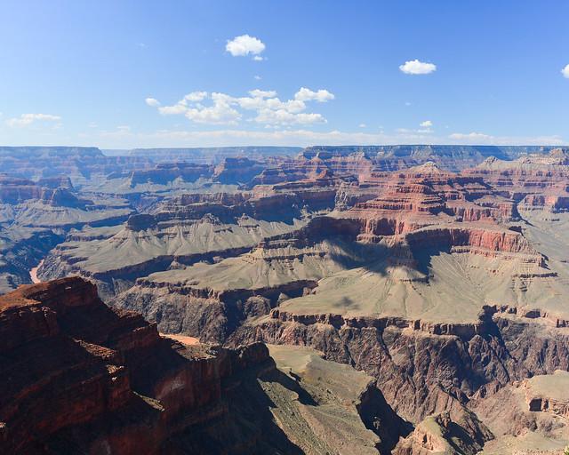 Vistas desde el Dimishing View