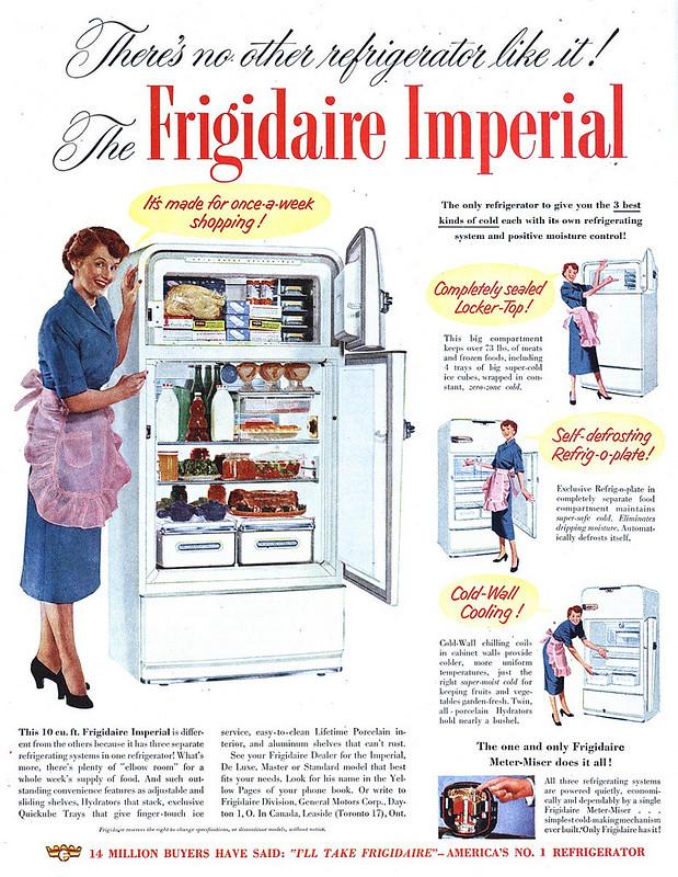 Frigidaire Imperial 1951