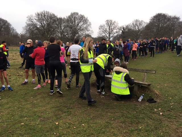 Richmond parkrun 5 Jan 2019 2