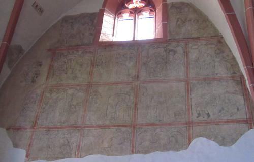 20110323 0210 461 Jakobus Vacha Klosterkirche Fresken Fenster_01a