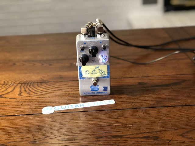 Photo:Seymour Duncan Analog Delay Pedal By GuitarChalk