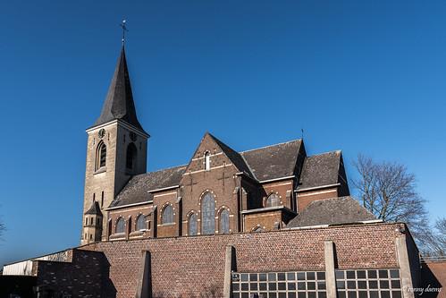 Herderen, Sint-Jan-de-Doperkerk.