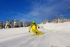 Tipy SNOW tour: Špindlerův Mlýn – Medvědín po hranách, Mísečky vzduchem