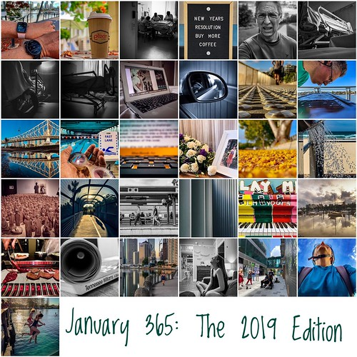 January 365: The 2019 Edition - Explored