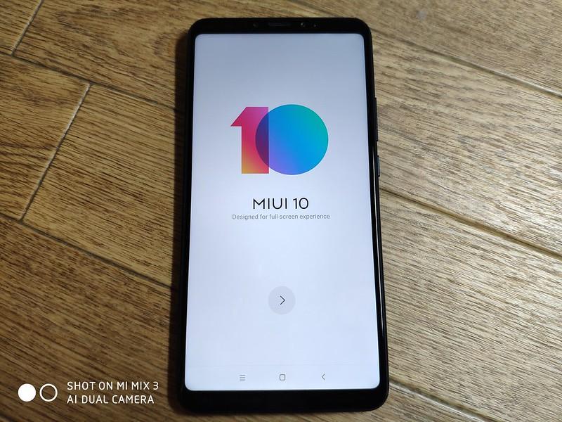 Xiaomi Mi Max 3 開封 (26)