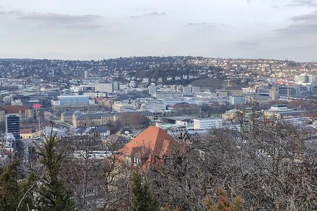 Stuttgart basin