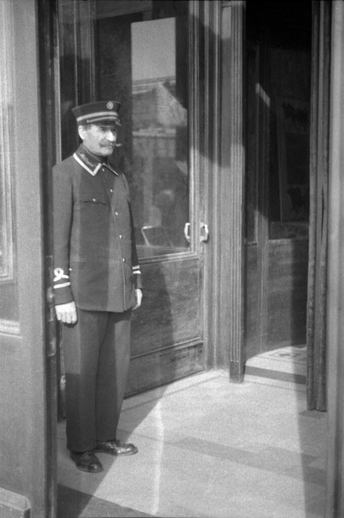 1933. Гостиница Метрополь