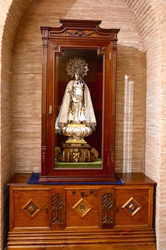 Image of the Virgin of the Helpless