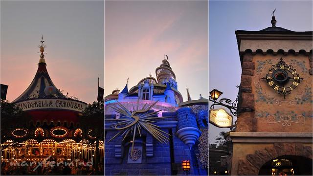 Fantasyland Hong Kong Disneyland