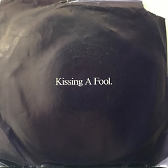 GEORGE MICHAEL:KISSING A FOOL(JACKET A)