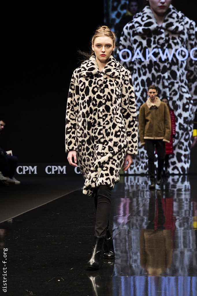 DISTRICT F — Collection Première Moscow AW19 — CPM Selected яфй1