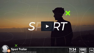 Motivational Sport Rock Trailer - 2