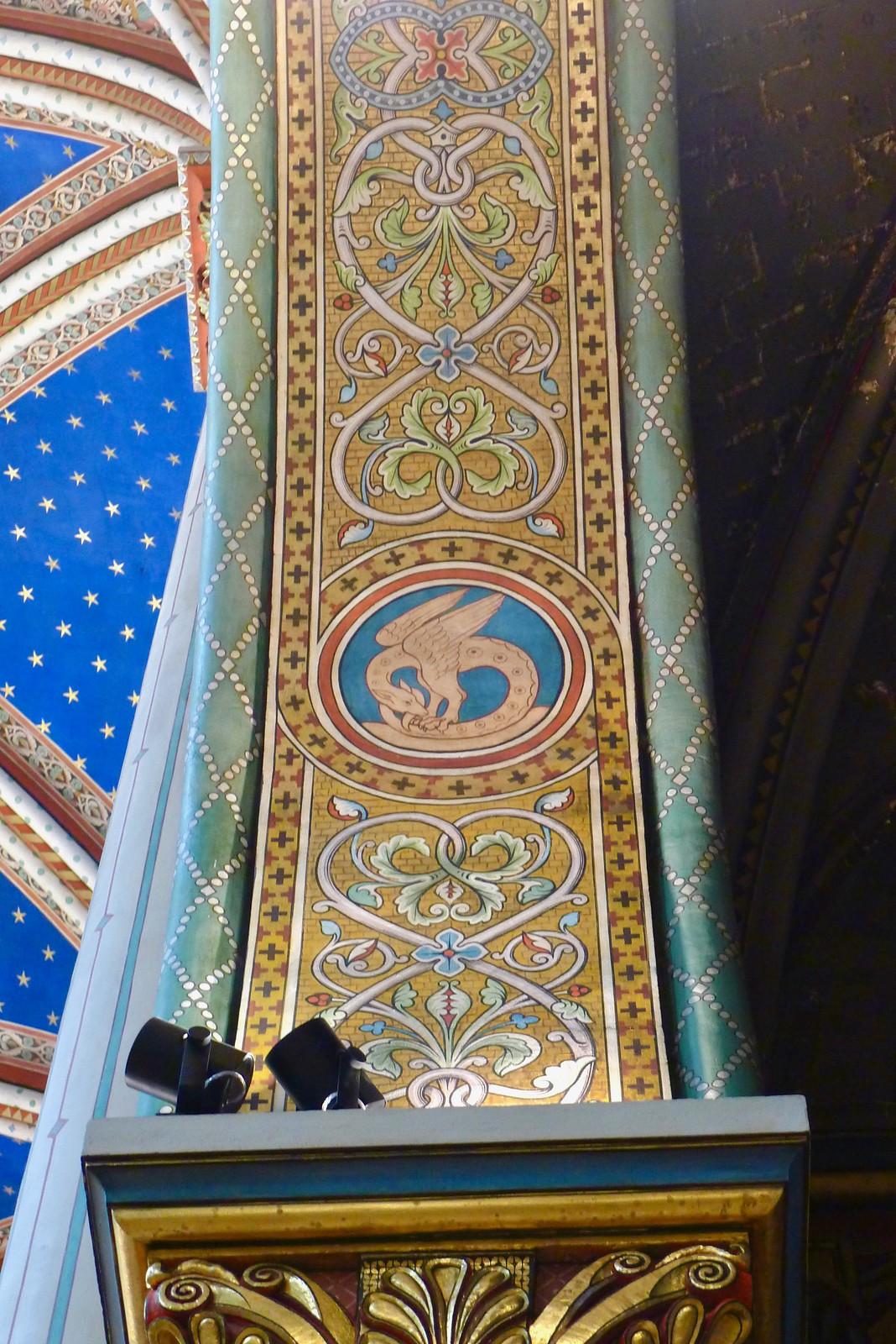 Restauration de l'église Saint-Germain-des-Prés, Paris