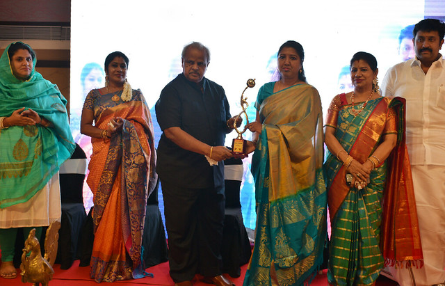 Pride of Coimbatore Award