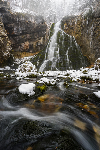 Gollinger Waterfall from Toni Hoffmann