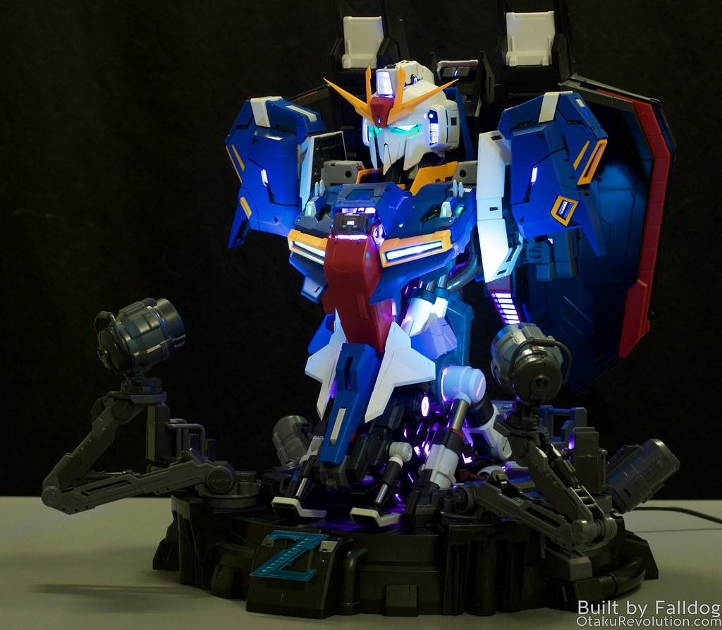 BSC Zeta Gundam Bust 21