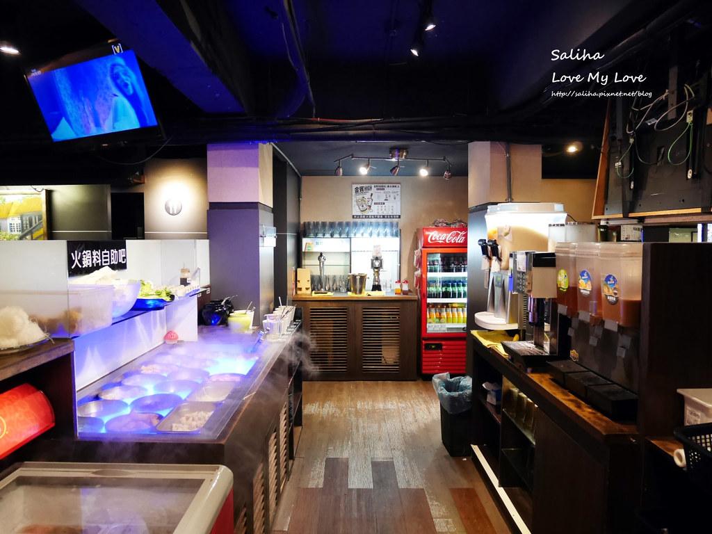 台北大安區餐廳瓦崎敦南店燒烤火鍋吃到飽 (8)