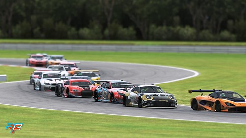 rFactor 2 GT3 Challengers Pack 2