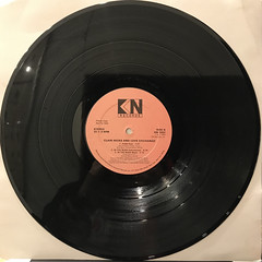 CLAIR HICK AND LOVE EXCHANGE:PUSH(IN THE BUSH)(RECORD SIDE-B)