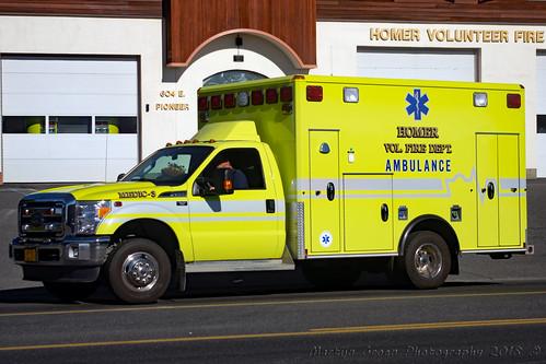 Homer Volunteer Fire Department