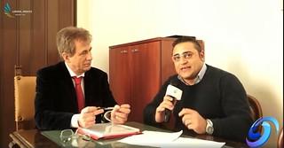 Il Commissario Cantadori e il direttore Massimo Sportelli