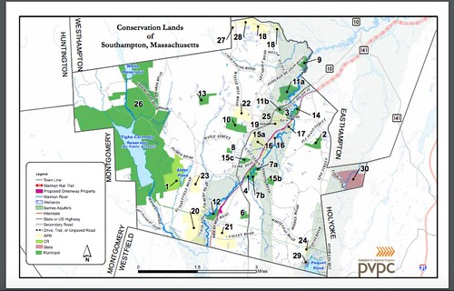 Town of Southampton Conservation Lands