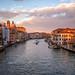 Il Canal Grande by luigi ricchezza