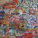 The Lennon Wall - Prague