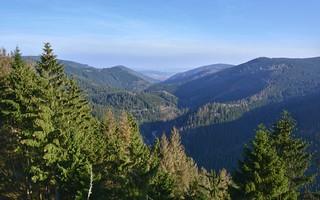 Blick von Ahrendsberger Klippen