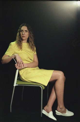 Megan Yellow 2