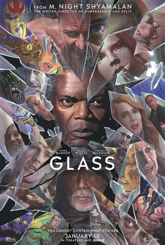 Glass - Poster 2